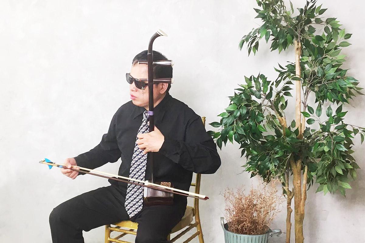 用音樂乘載喜怒哀樂,專訪盲人音樂家曾宜臻
