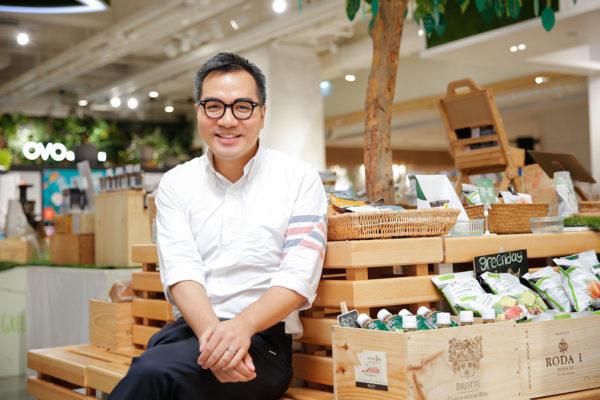 Green Monday創辦人楊大偉,超前部署的創業思維
