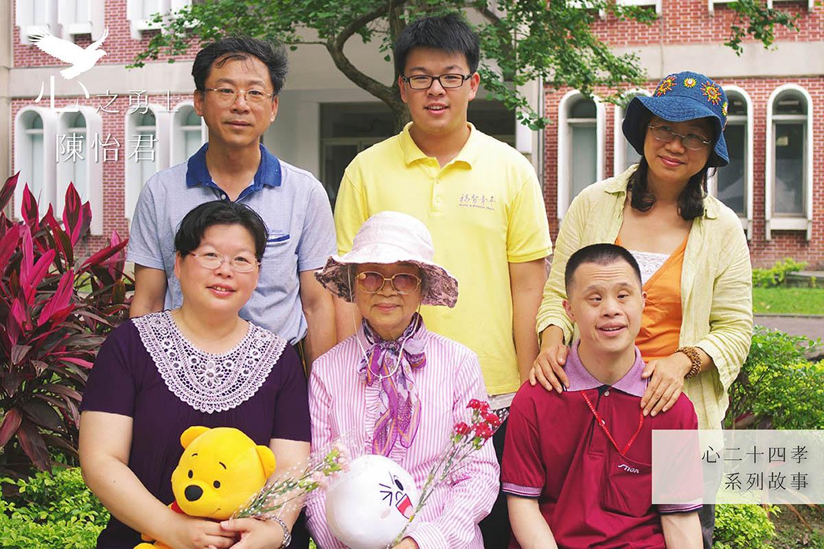 六月心之勇士陳怡君:淚水浸潤的記憶是學法的前行