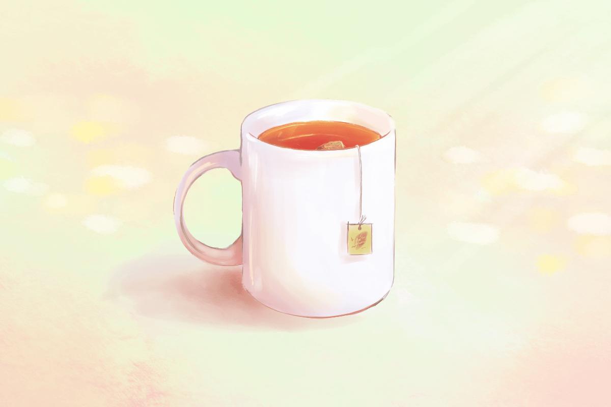 【師心我心】謝文寬:一杯茶的開示
