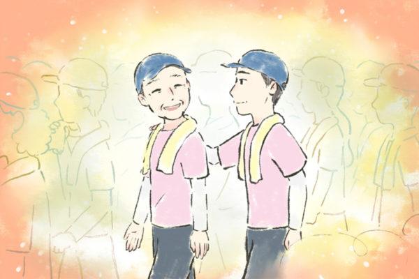 親仁盡孝,念恩繞境父母心【石景程生命故事漫畫版】