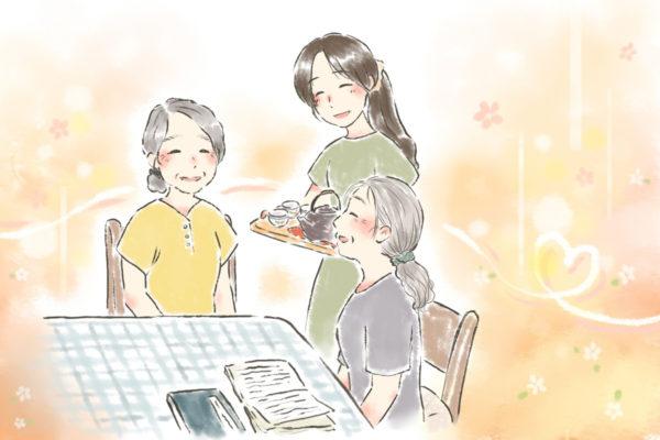念念母恩,擔起苦樂的重量 【陳靜宜生命故事漫畫版】